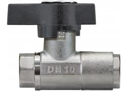 Nickle Plated Ball Valves