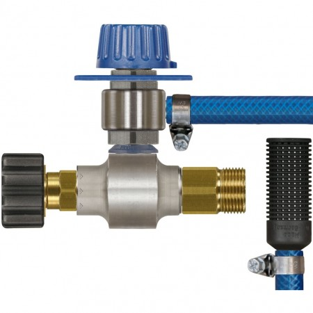 ST160 with metering valve M22M-M22F