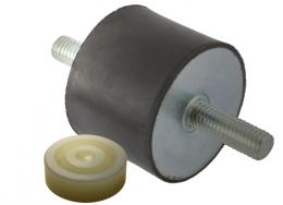Burst Discs & Anti Vibration  Mounts