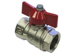'T' Handle Ball Valves