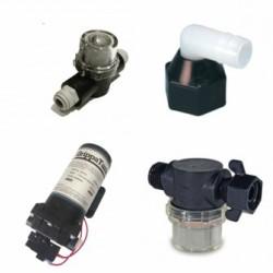 Delivery Pumps & Fittings