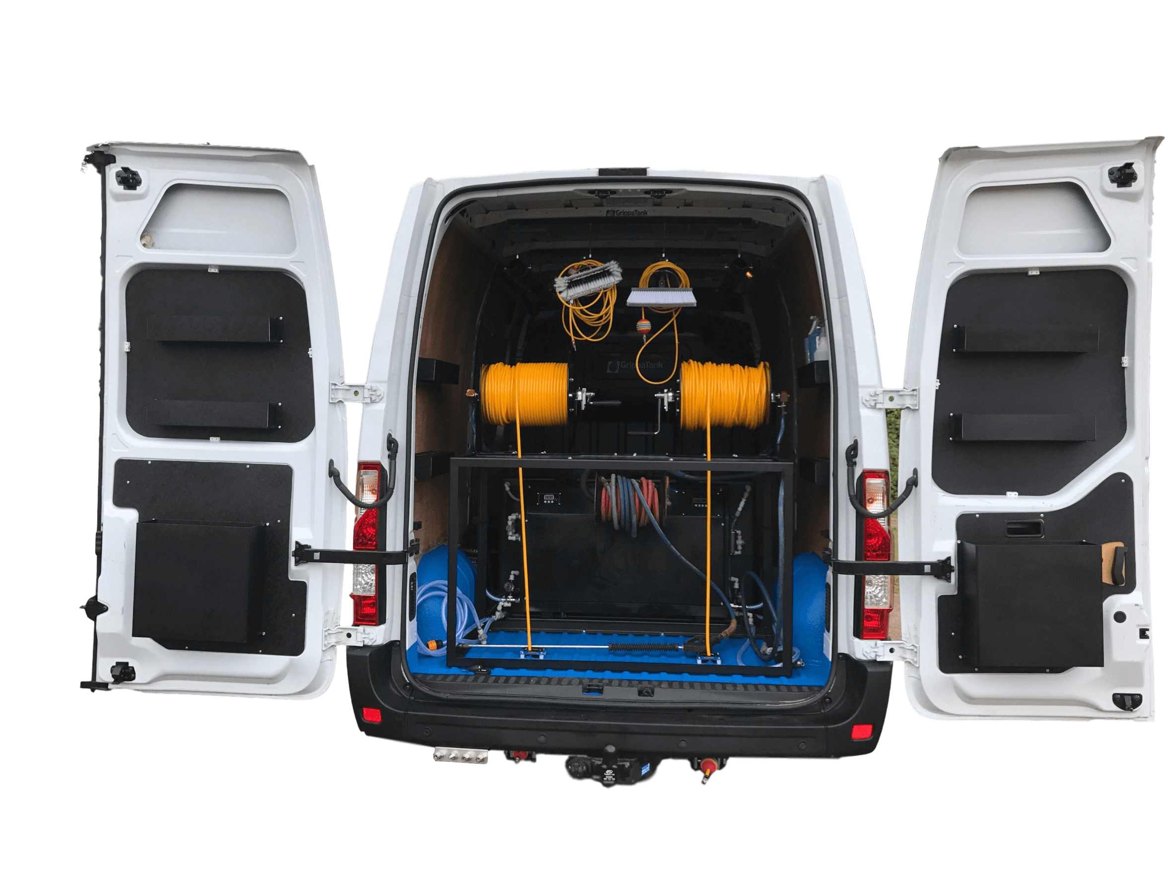 GrippaJET Vehicle Mount Pressure Washer Systems
