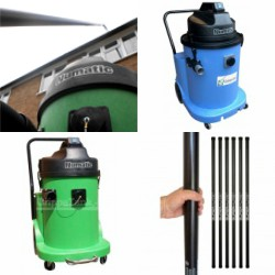 Gutter Vacuum & Pole Packages
