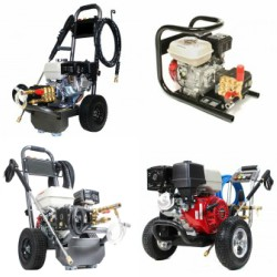 Petrol & Diesel Pressure Washer Trolley Kits