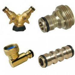 QR Brass Couplings