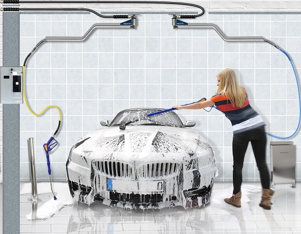 Site Cleaning Equipment And Car Wash Accessories