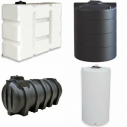 Static Water Storage Tanks