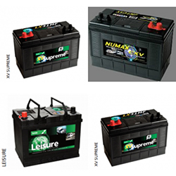 System Batteries