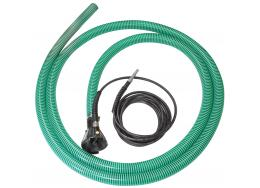 With High pressure hose and KEW spigot inlet