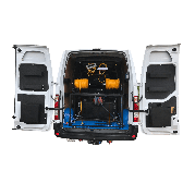 Truck Mount Crash Tested Pressure Washer Systems