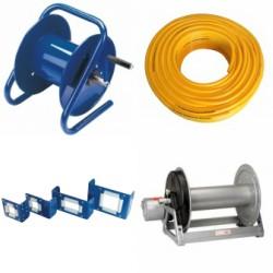 Reels, Hoses, & Connectors