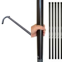 "43mm - 51mm (2"") Modular Gutter & Utility Vacuum Pole Kits"