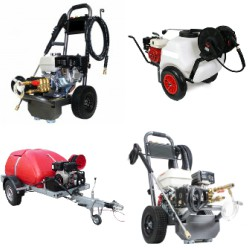 GrippaJET Pressure Washer System Packages