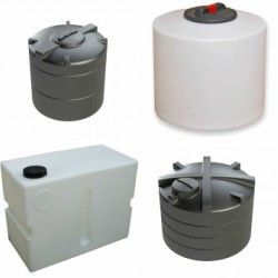 Water & Fluid Storage Tanks