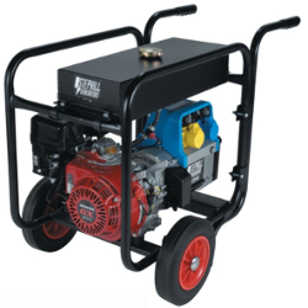3400HM-LR Honda HireMax Generator