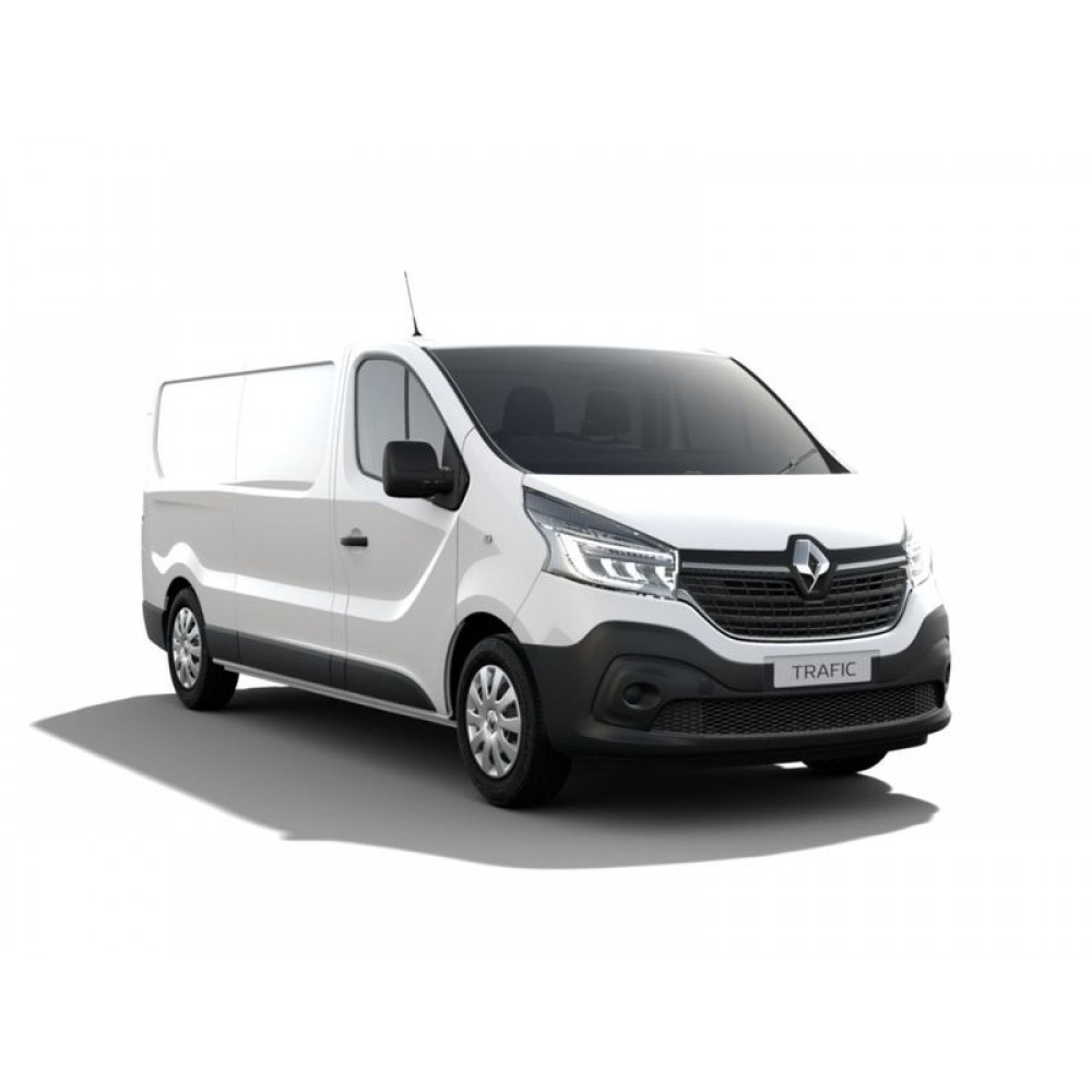BRAND NEW -2020/70 Renault Trafic LWB with GrippaMAX 850 ...
