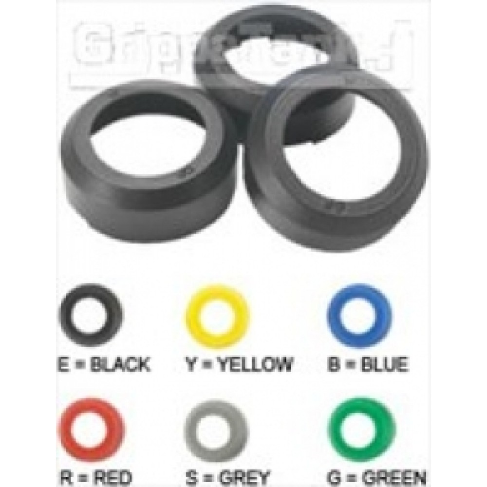 10mm COLLET COVER - GREEN