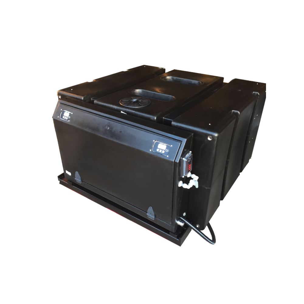 1A - GrippaMAX 400 Tank, Frame, & Cabinet Package