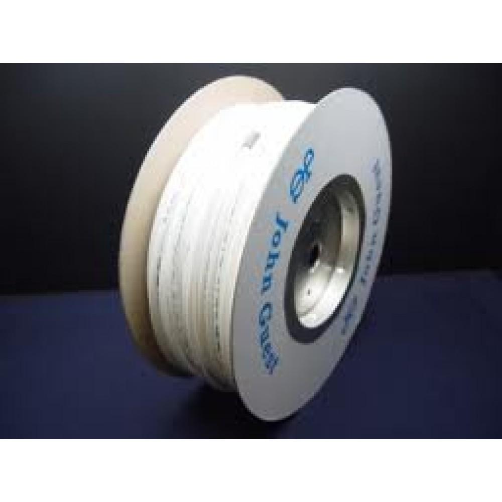 10mm  LLDPE TUBE - WHITE