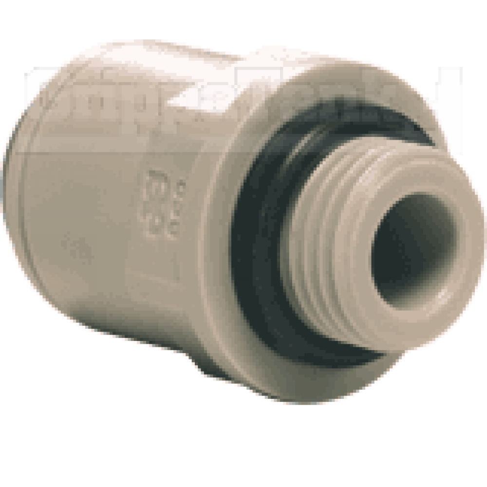 """3/8"""" x 1/4 bsp STR. ADAPTOR with Short Thread"""