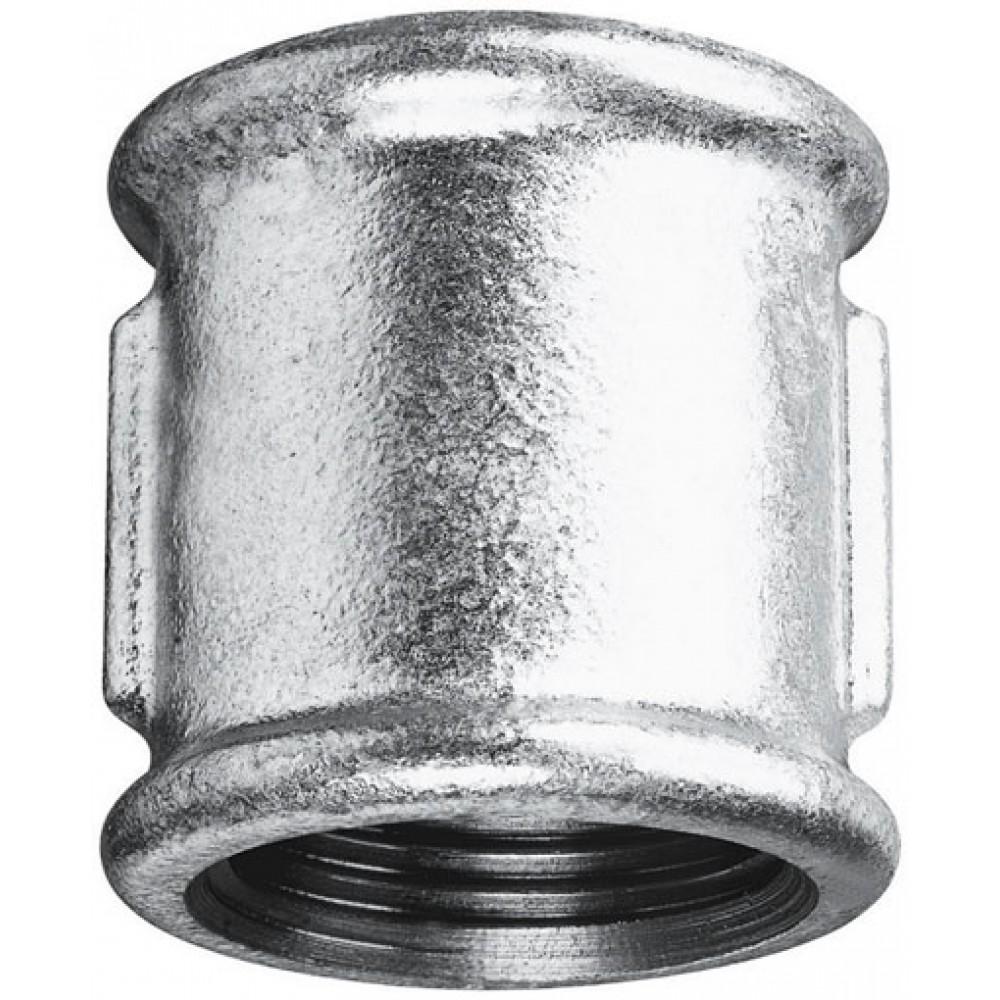 Female Equal Socket (270) Galvanised BSPP