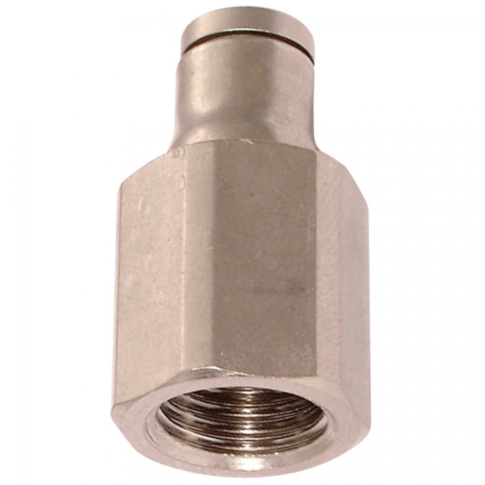 Female Stud Hexagon Adaptor to Push-In Fitting