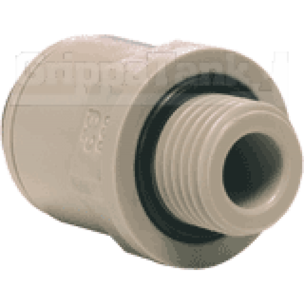 """1/4"""" x 1/4 bsp  STR. ADAPTOR"""