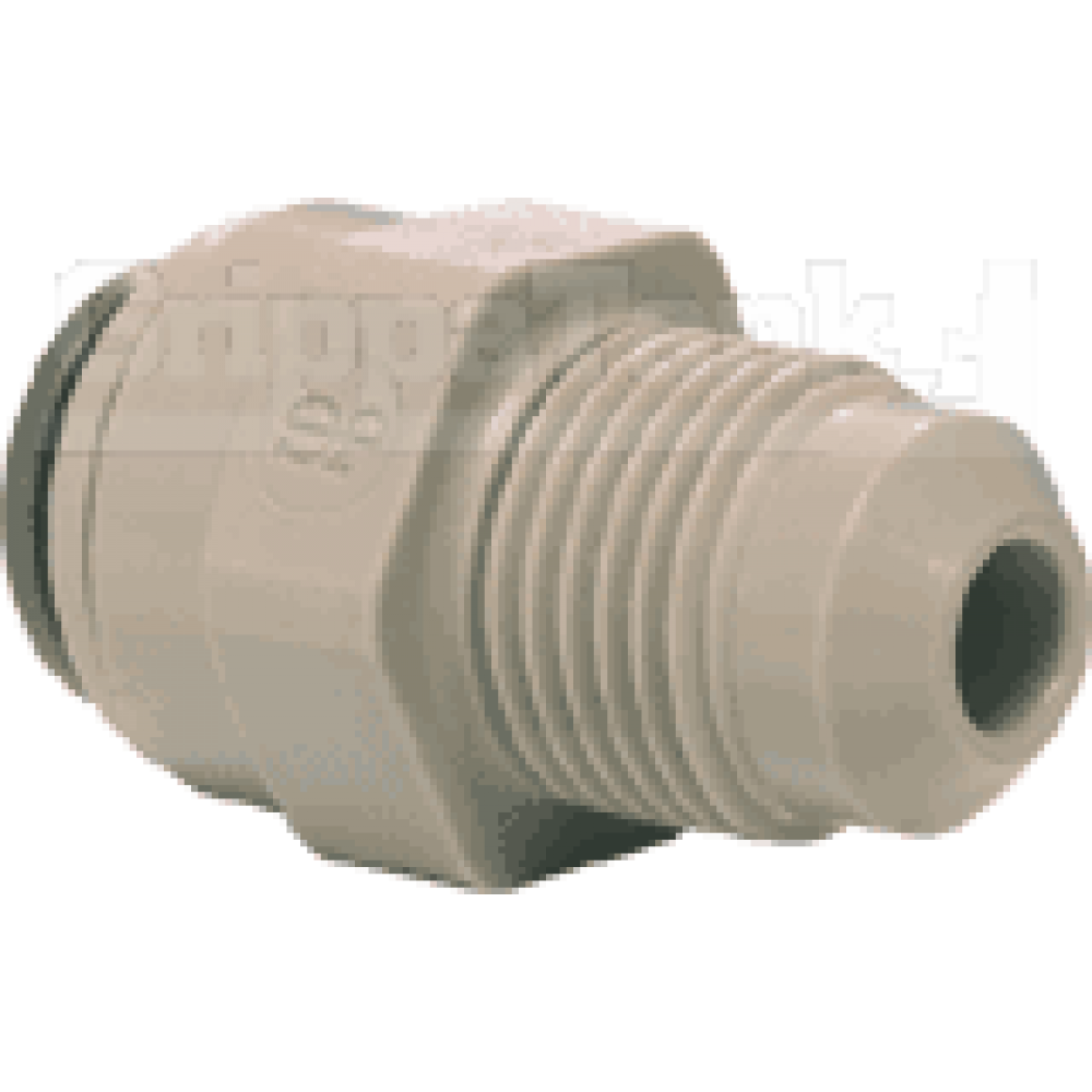 """3/8"""" x 3/8 MFL  STR. ADAPTOR"""
