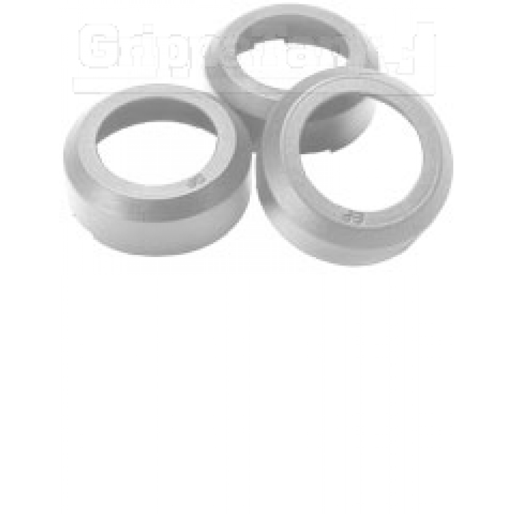 """1/4""""  COLLET COVER - GREY"""