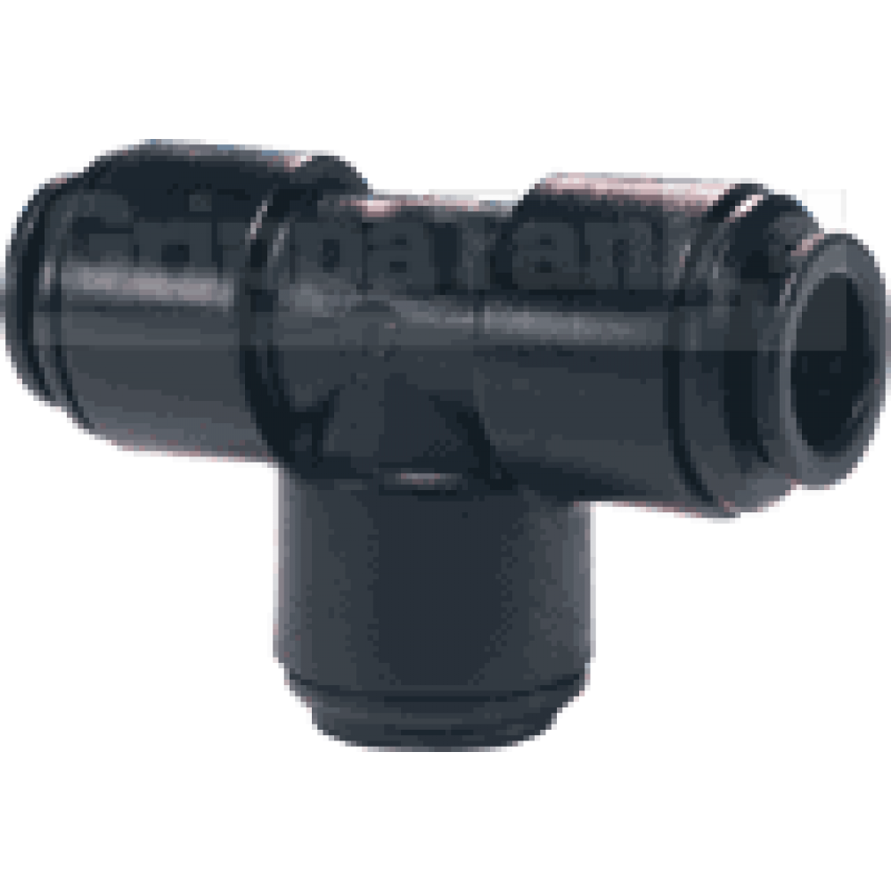 8mm  EQUAL TEE CONNECTOR
