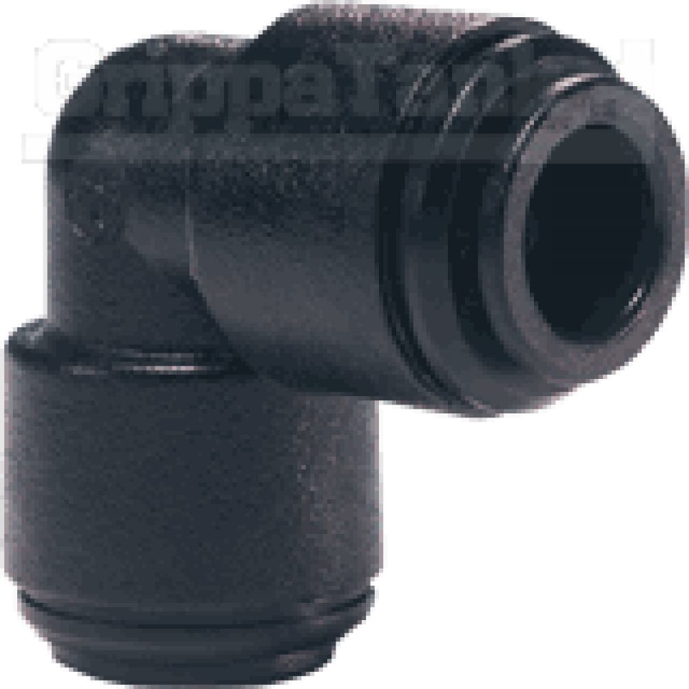 4mm  EQUAL ELBOW CONNECTOR