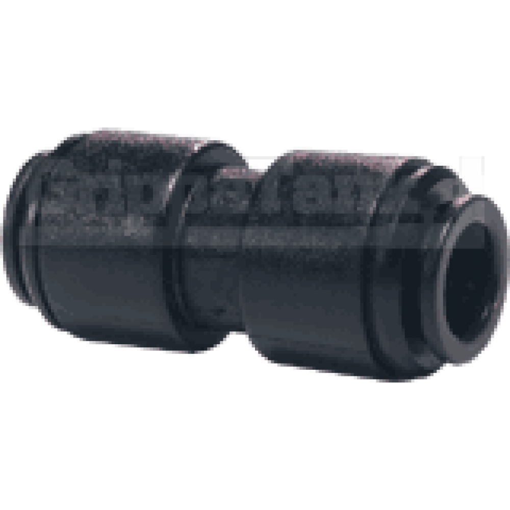 6mm  EQUAL STRAIGHT CONNECTOR