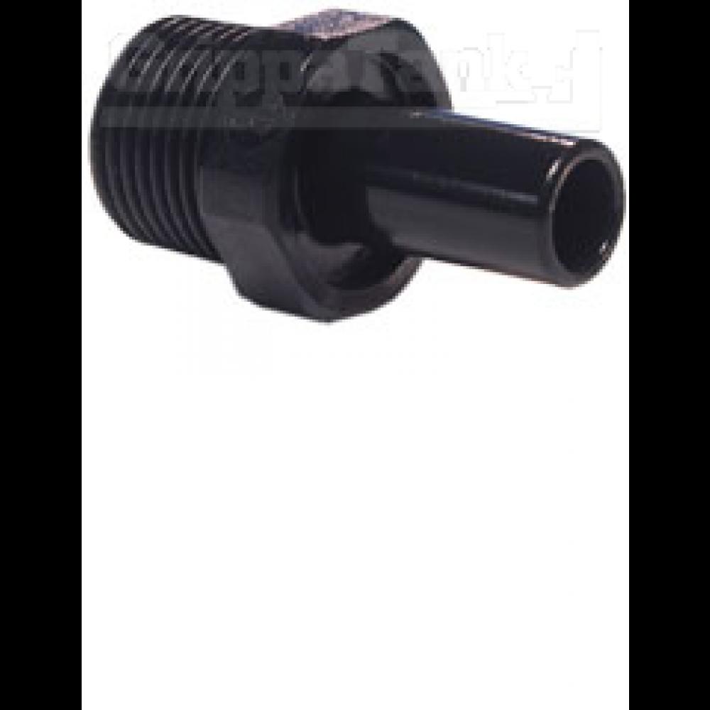 12mm x 3/8 bsp  STEM ADAPTOR