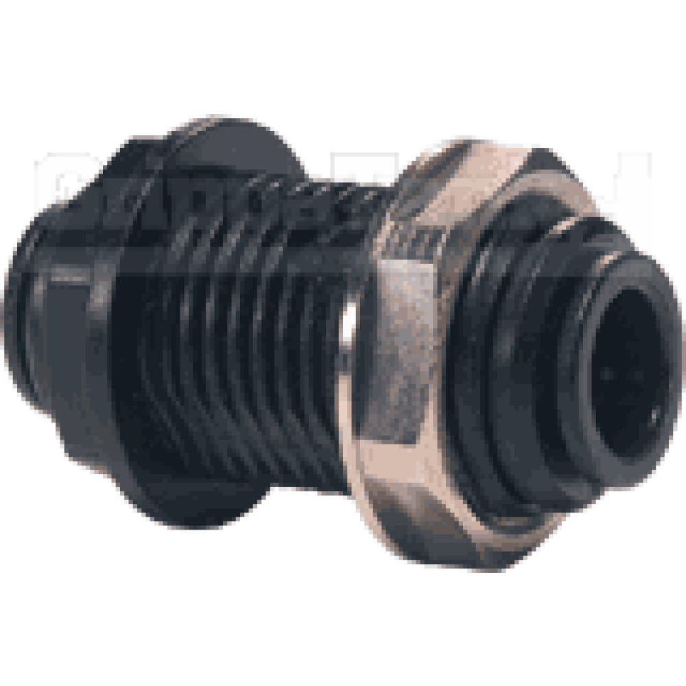 6mm  BULKHEAD CONNECTOR