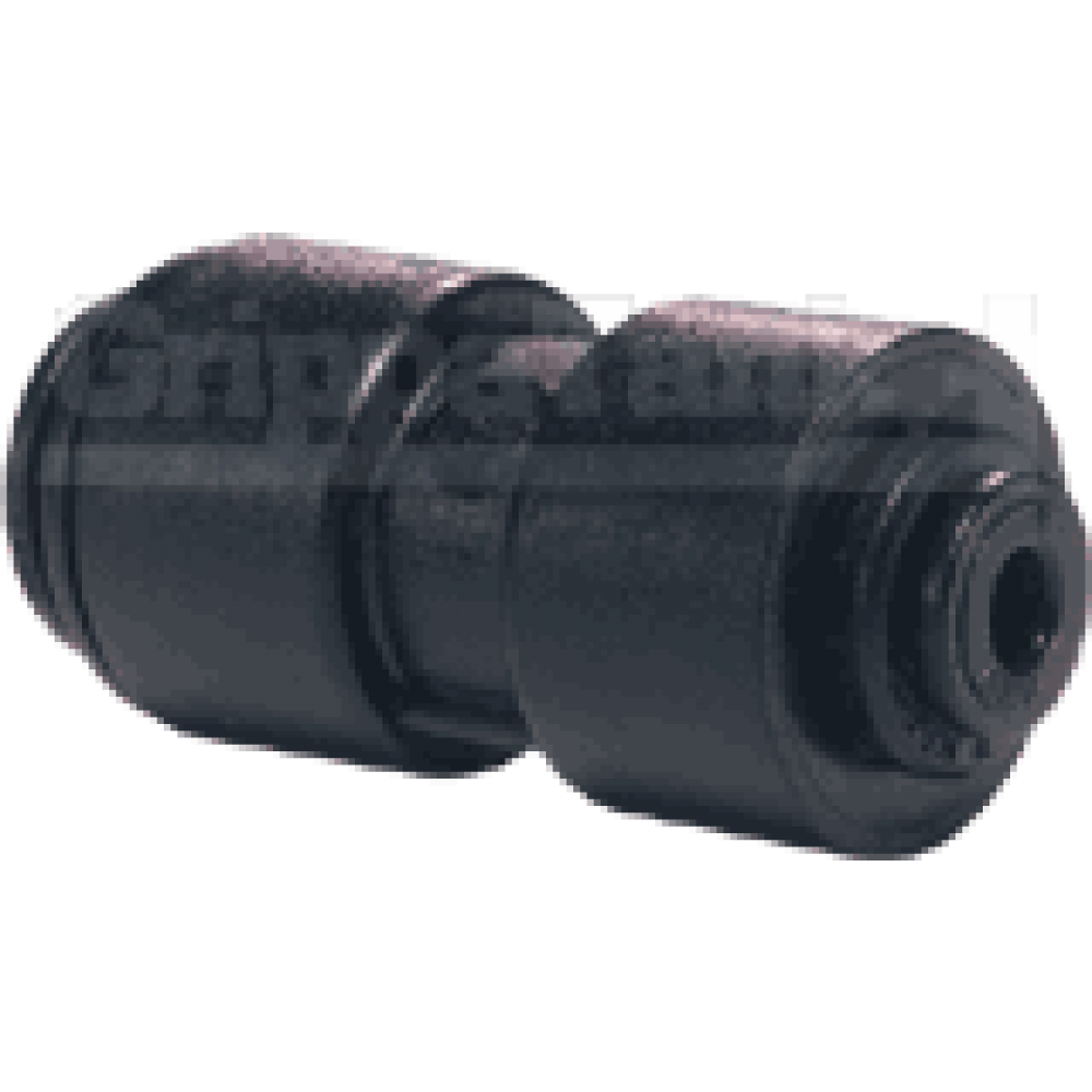 8mm  - 4mm  STRAIGHT CONNECTOR