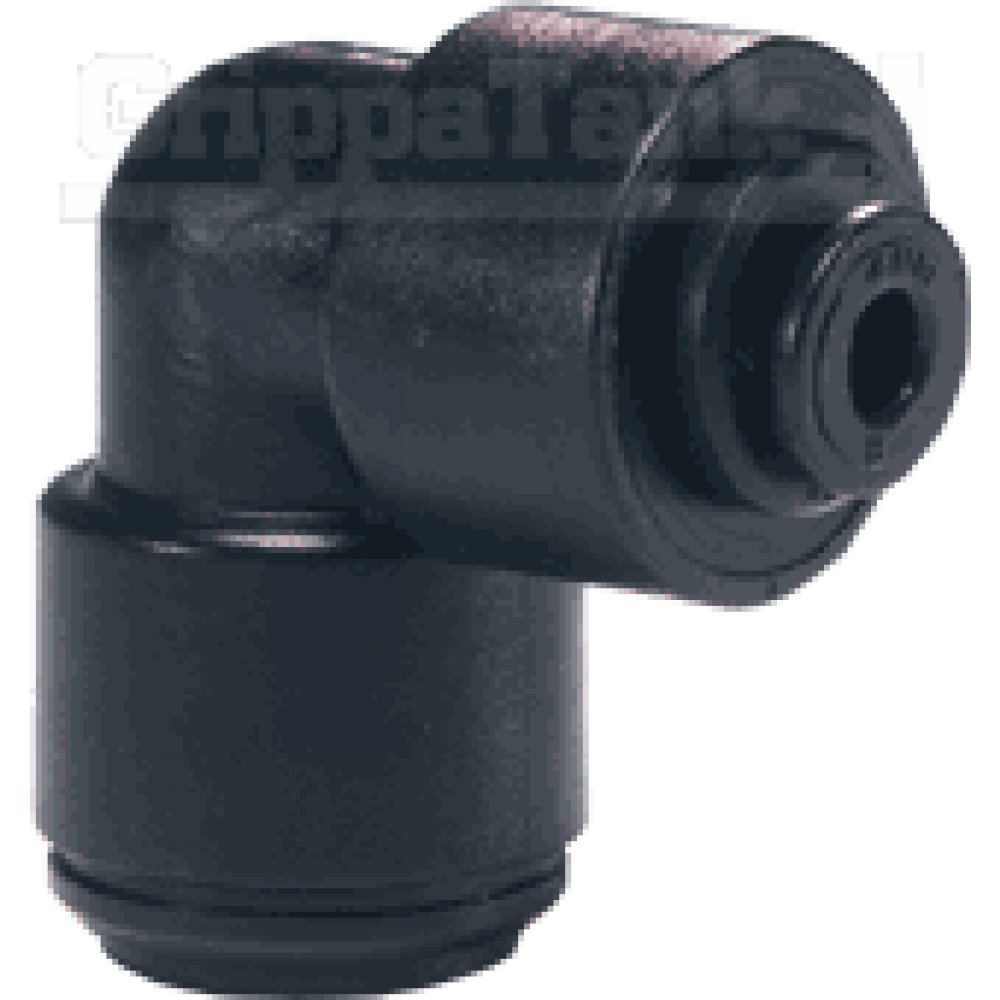 8mm  - 4mm  ELBOW CONNECTOR