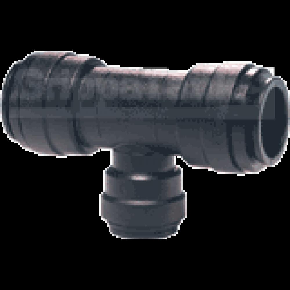22mm-22mm-15mm REDUCING TEE
