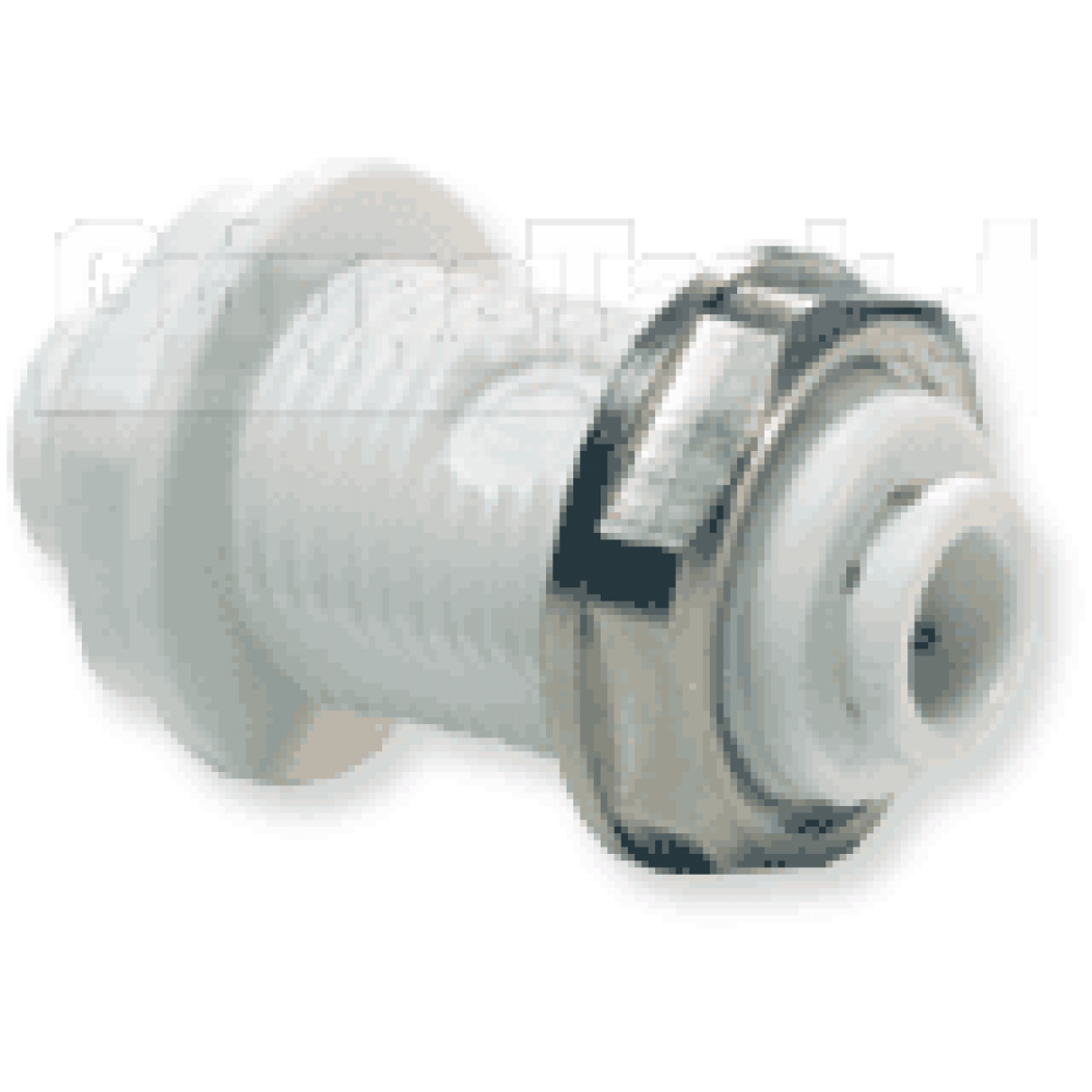 """3/8""""  BULKHEAD CONNECTOR"""
