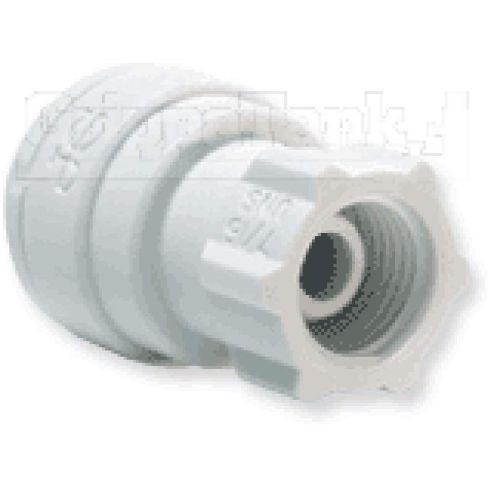 """3/8"""" x 7/16 UNS TAP CONNECTOR"""