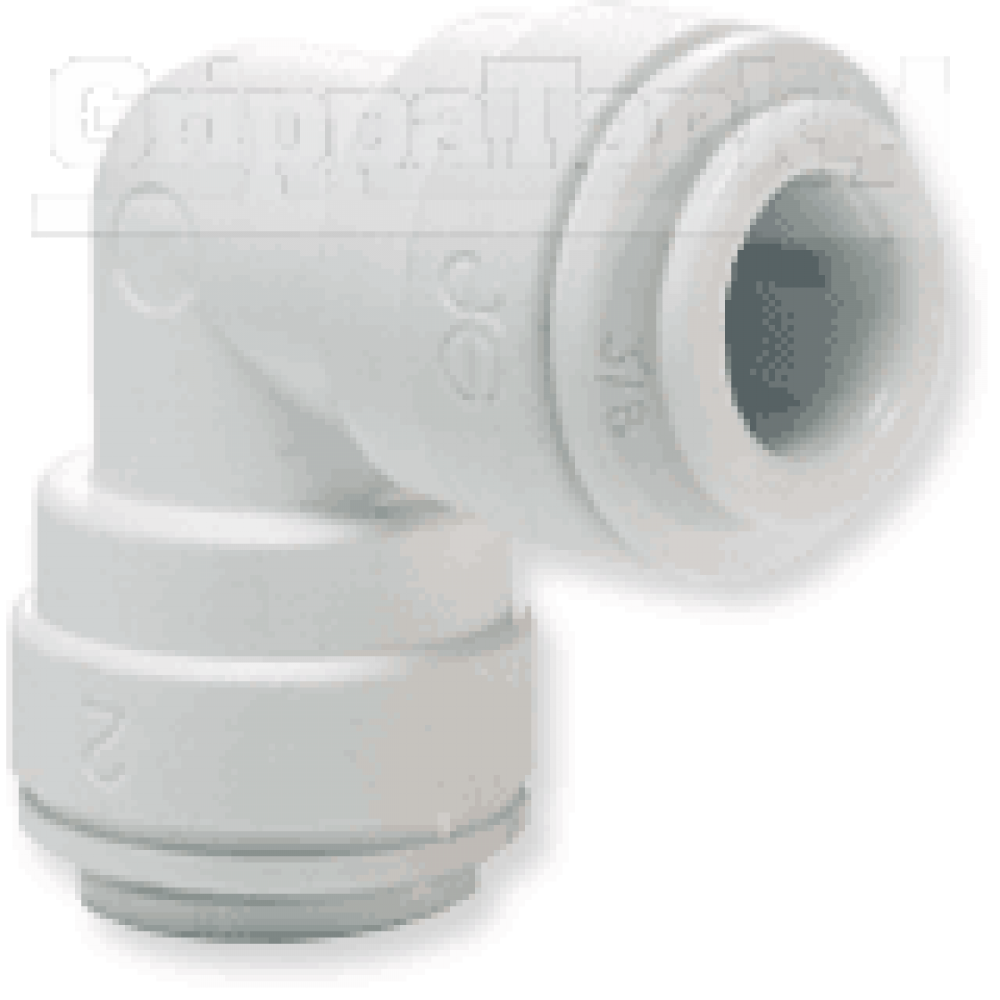 12mm  ELBOW CONNECTOR