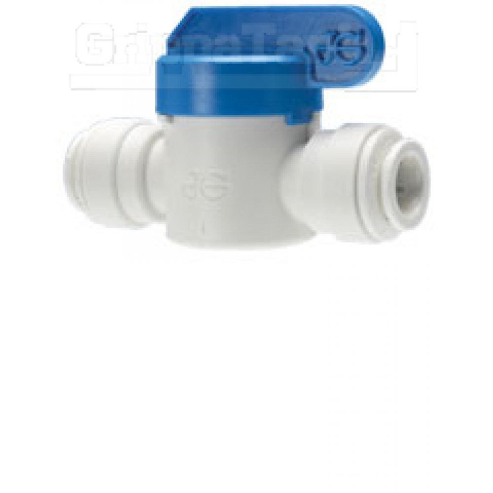 6mm  - 6mm  SHUT OFF VALVE