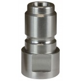 "ST3100 QUICK COUPLING PLUG 1/4""F for moulded lances"