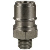 "ST45 QUICK COUPLING PLUG 1/4""M"