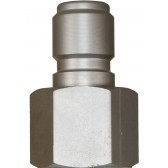 "ST3100 QUICK COUPLING PLUG 1/2""F"