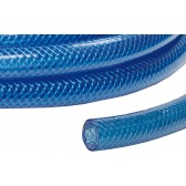 BLUE BRAIDED 9mm LOW PRESSURE HOSE