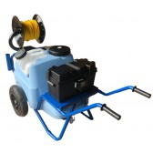 GrippaTank XL 125 Litre Trolley System