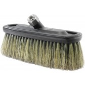 HOGS HAIR BRUSH, SHORT INC COVER x M18 x 1.5F