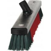 VIKAN WORKSHOP BROOM STIFF PVC 665mm
