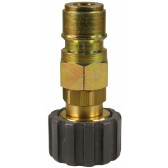 ST45 QUICK COUPLING PLUG M22 FEMALE