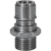 "ST45 QUICK COUPLING PLUG 1/2""M"